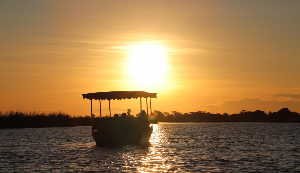 Sunset_Chobe River_Botswana_Credit Katrina Holden