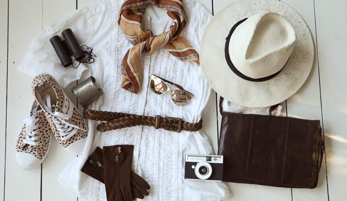 Vintage Travel Kat_safari clothes
